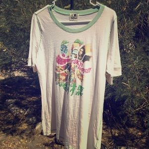 Retro 1970s Lucky Brand 🍀 T-shirt Size Large
